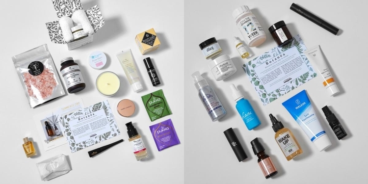 Content Beauty Selection Boxes