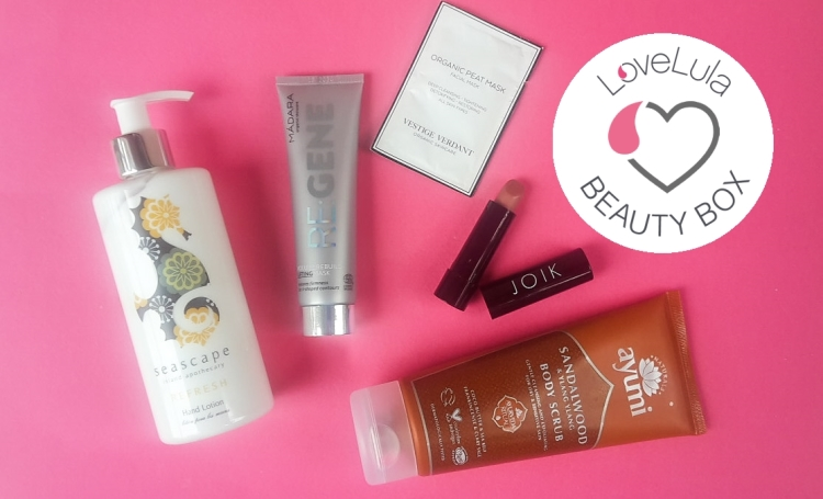 Love Lula Beauty Box May 2019