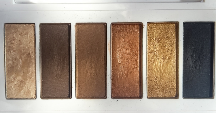 Ere Perez Chamomile Eyeshadow Palette Review