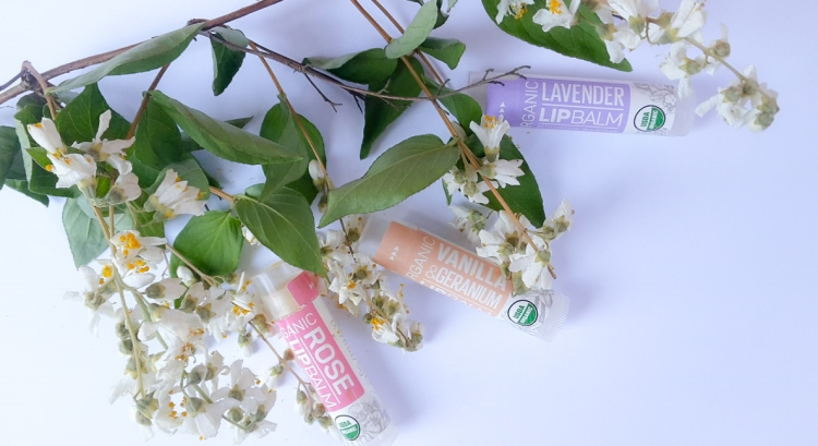 Alteya Organics Lip Balms Review