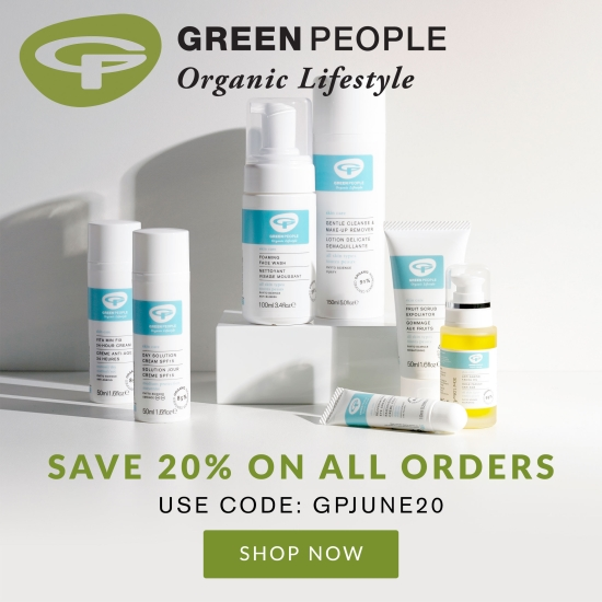 20 Percent Discount Green People