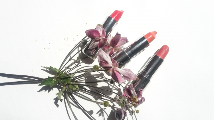 Ere Perez Olive Oil Lipsticks Review