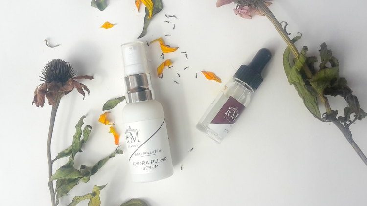 FOM London Skincare Anti - Pollution Hydra Plump Serum Review