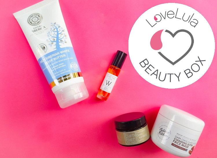 Love Lula Beauty Box December 2019
