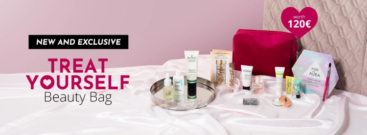 FREE FeelUnique Beauty Bag