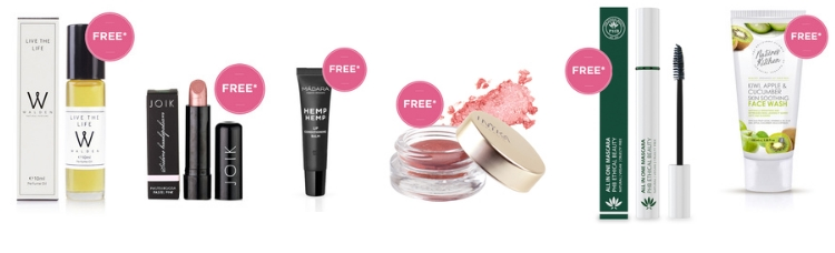 Love Lula FREE Gifts