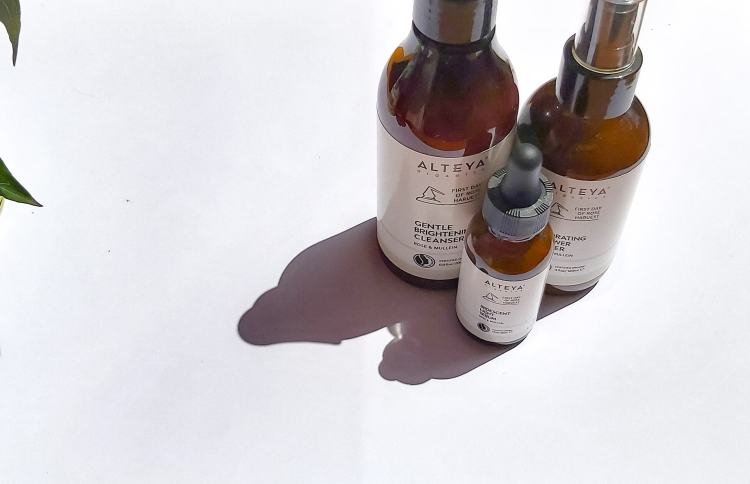 Alteya Organics Rose & Mullein Collection Review: Cleanser, Toner and Serum