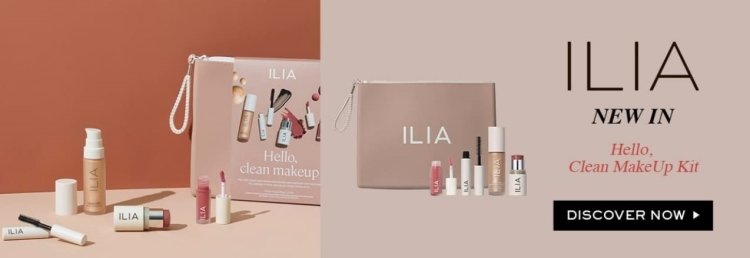 New Ilia Makeup kit