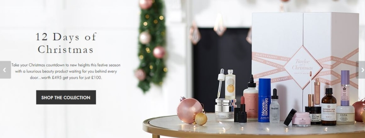 Beauty Expert Christmas Shop
