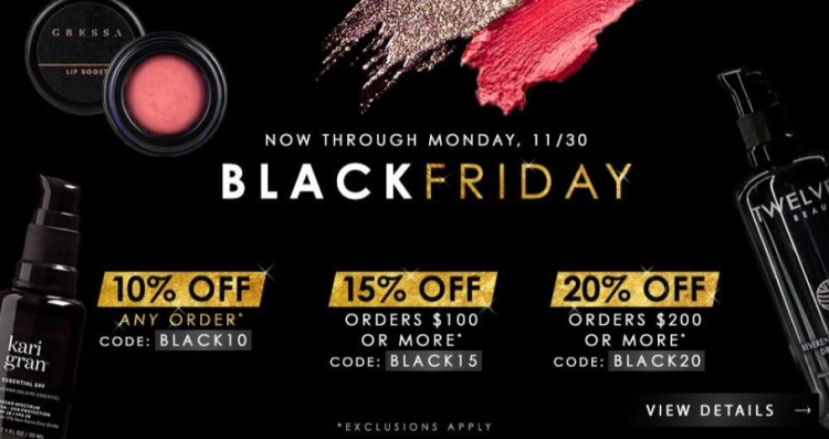 Integrity Botanicals Black Friday