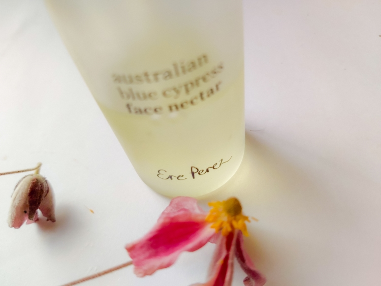 Ere Perez Australian Blue Cypress Face Nectar Review
