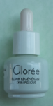 Alorée Skin Rescue Regenerating Elixir Review