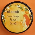 Akamuti Sweet Orange Facial Scrub Review