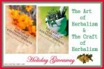 The Craft of Herbalism AND The Art of Herbalism Giveaway