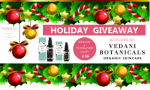 Vedani Botanicals Holiday Giveaway