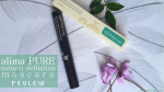 Alima Pure Natural Definition Mascara Review