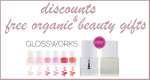 Weekly Discounts and Free Organic Beauty Gifts #89