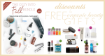 Weekly Discounts and Free Organic Beauty Gifts #93