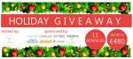 Holiday Giveaways 2015