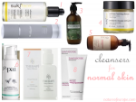 Readers Questions: Face Cleansers for Normal Skin
